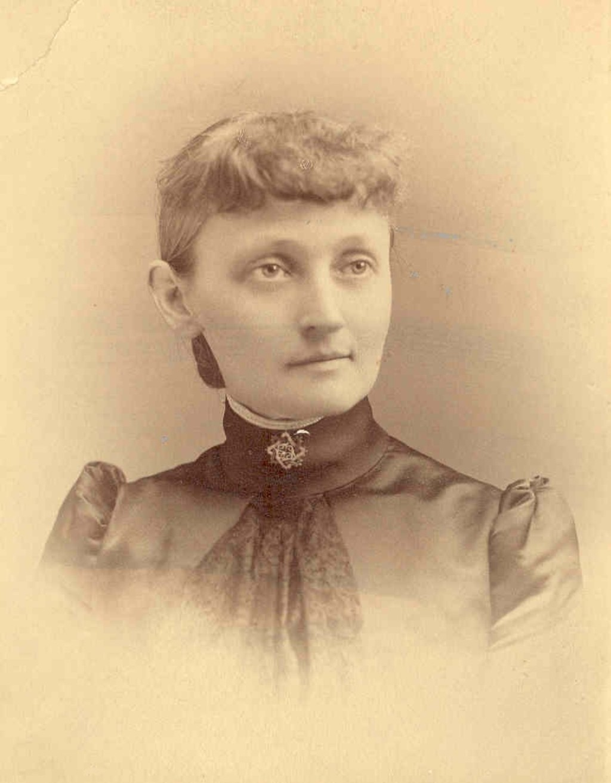 Portrait of Emma Curtis Hopkins